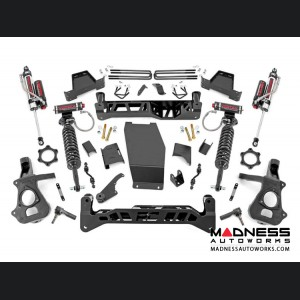 "Chevy Silverado 1500 2WD Suspension Lift Kit w/ Vertex Reservoir Shocks - 7"" Lift"